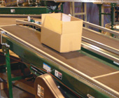 Incline Conveyor Belts
